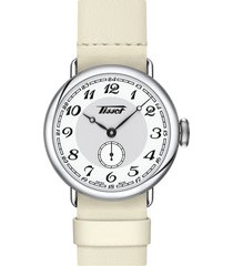 reloj tissot para mujer - heritage 1936   t104.228.16.012.00