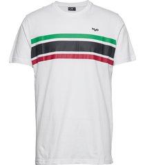 gilleleje tee t-shirts short-sleeved vit h2o