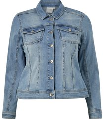 jeansjacka jrjoan ls denim jacket