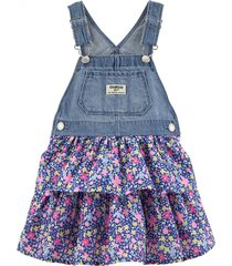 jumper azul oshkosh floral