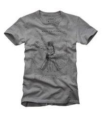 t-shirt rocky anatomy reserva cinza