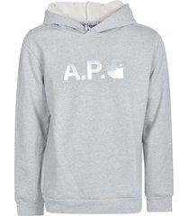 a.p.c. slash h hoodie