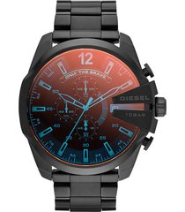 reloj diesel para hombre - mega chief  dz4318