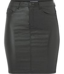 kjol caremilia rock coated skirt