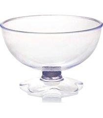 taça de sobremesa bezavel 400ml transparente