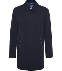 bugatti jas donkerblauw lang model