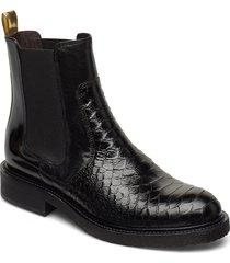 boots shoes chelsea boots svart billi bi