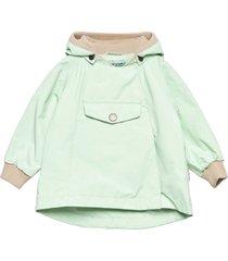 wai fleece jacket, m outerwear shell clothing shell jacket blå mini a ture