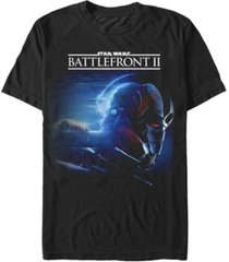 star wars men's battlefront 2 soldier short sleeve t-shirt