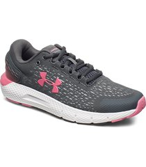 ua w charged rogue 2 shoes sport shoes running shoes grå under armour