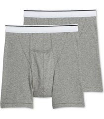 jockey men's pouch boxer briefs 2-pack