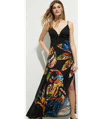 long beach dress - black - xl