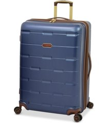 "london fog brentwood 28"" hardside check-in luggage, created for macy's"