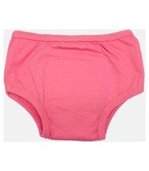 calcinha desfralde eco&play rosa
