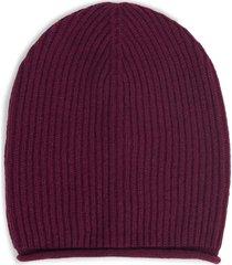 women's woolrich cashmere beanie -