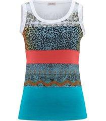topje alba moda multicolor