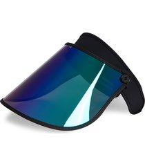 women's bluestone sunshields full lux visor -