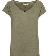 felice top t-shirts & tops short-sleeved grön odd molly