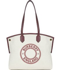 burberry md society tote