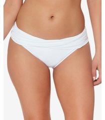 bleu rod beattie sarong hipster bikini bottoms women's swimsuit
