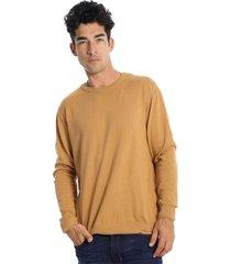 sweater amarillo gabucci