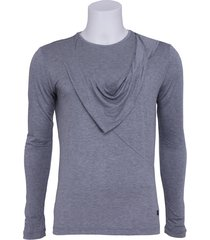 coltrui groot - antony morato - shirts en tops - grijs