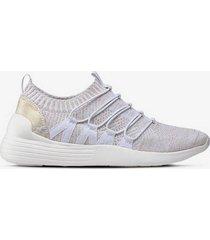 sneakers slip on elastic