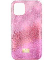 custodia per smartphone high love, iphoneâ® 11 pro, rosa