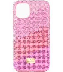 custodia per smartphone high love, iphoneâ® 11 pro, rosa