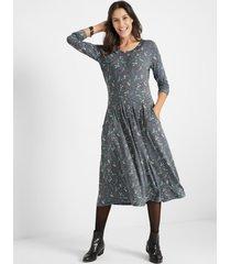 duurzame jurk van tencel™ lyocell