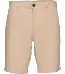 bs boulders tailored shorts chinos shorts beige bruun & stengade