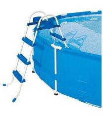 escada para piscina 3 degraus premium bel lazer