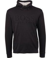 boss soody hoodie - black 50399402-001