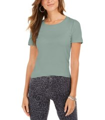 style & co scoop-neck t-shirt, created for macy's