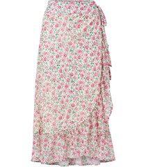 omlottkjol viviolette hw ankle skirt