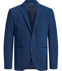 jack%jones premium jprsimon blazer noos dark navy/slim fit | freewear zwart