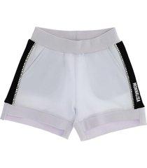 monnalisa striped stretch shorts