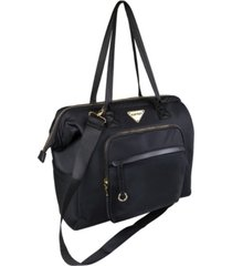 """18"""" nylon tote or weekender (40% off) - comparable value $49.99"""