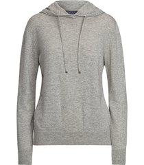 cashmere hoodie