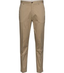 slhslimtapered-fole crockery trs b chinos byxor beige selected homme
