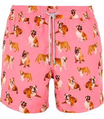 pantaloneta coral steam bulldogs