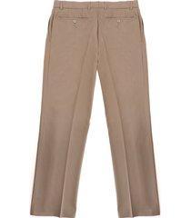 reda parma trousers - stone 1055/862