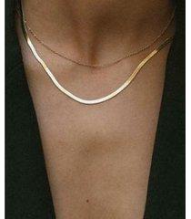 herrin necklace / łańcuszek choker