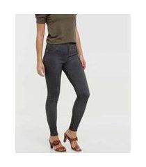 calça legging zune jeans feminina