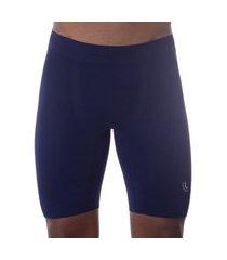 shorts masculino lupo com alta compressão bermuda térmica imax