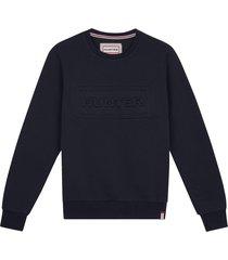 women's original logo sweatshirt