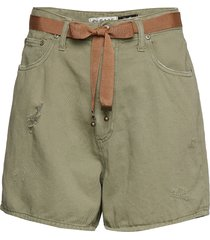 cool bermuda shorts denim shorts groen please jeans