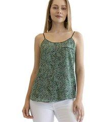 blusa emma verde racaventura
