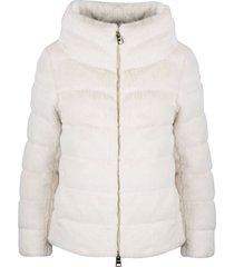 herno eco-fur jacket