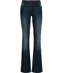 jeans bootcut (blu) - rainbow